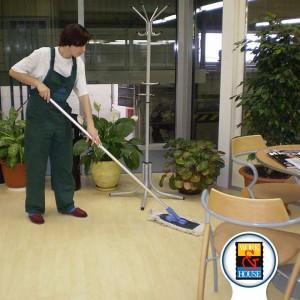 limpeza em loja